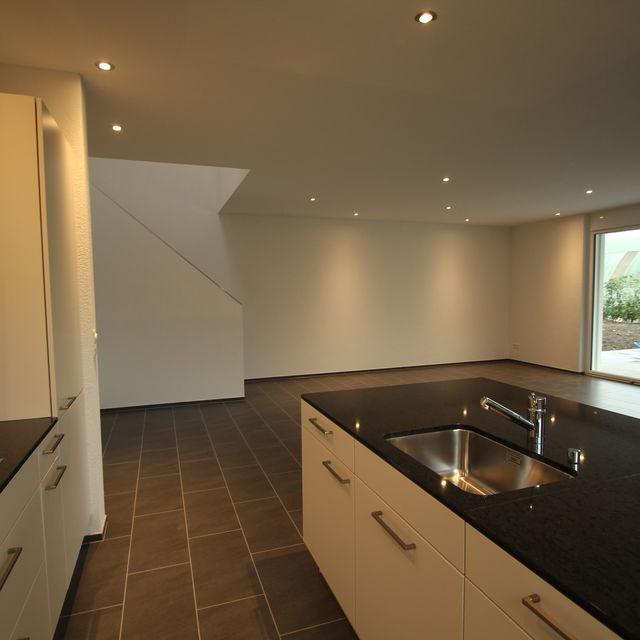 Küche - Wohnbereich