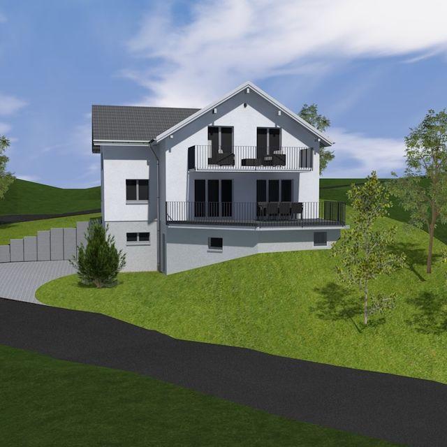 Einfamilienhaus in Heiden