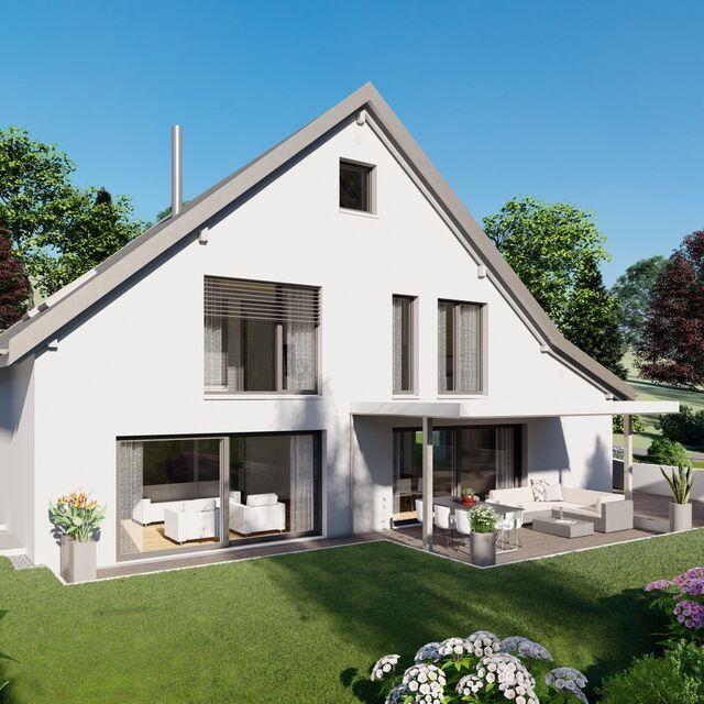 Einfamilienhaus in Oberweningen ZH