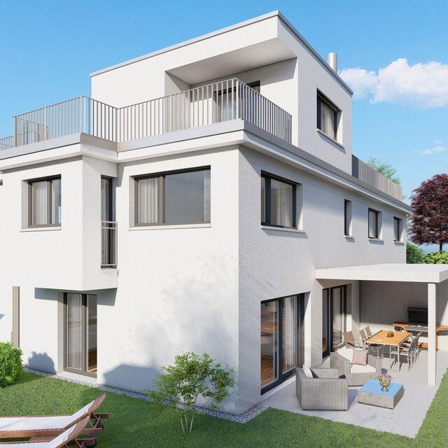 Zweifamilienhaus in Pfaffhausen