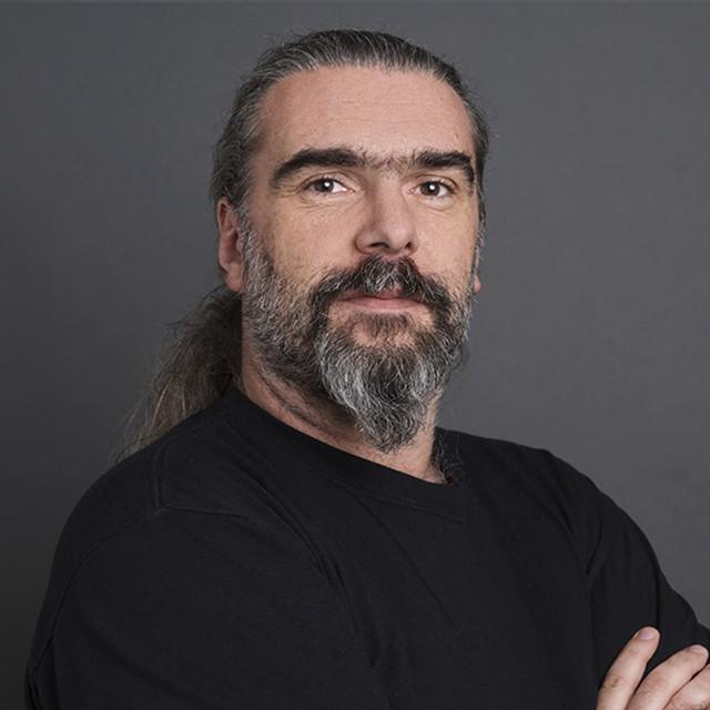 Portrait von Andrea Baglioni